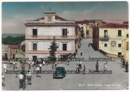Gioia Tauro - Piazza Municipio - Reggio Calabria - H2426 - Reggio Calabria