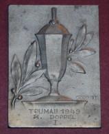 HISTORISCHE MEDAILLEN ÖSTERREICH - Niederösterreich - TRUMAU 1949 -Medal Sports From Austria 1949 - Gewerbliche
