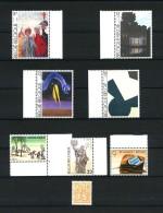 BELGIQUE -  Collection Neufs N** - Entre 1984 et 1996 - Tr�s fournie - Cote importante - FACIALE 7000 FB soit 175 Eur