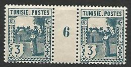 TUNISIE MILLESIME 6 / N� 122 NEUF** LUXE