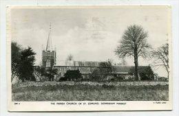 ENGLAND - AK 218099 Downham Market - The Parish Church Of St. Edmund - Altri