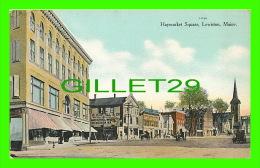 LEWISTON, ME - HAYMARKET SQUARE - ANIMATED - - Lewiston