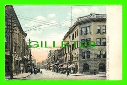 LEWISTON, ME - HEAD OF LISBON STREET - ANIMATED - - Lewiston