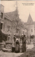 29-environs De Moelan-le Chateau De Guilly - Moëlan-sur-Mer