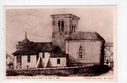 CPA/MM1091/EGLISE DE M. VIANNEY CURE D ARS DE 1818 A 1859 - Ars-sur-Formans