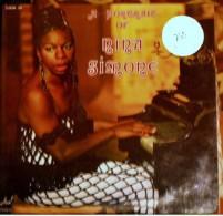 Nina Simone A Portrait Of Nina Simone- Album 2 Disues Festival 100.190 Et 100.191 Album Festival 189 - Jazz