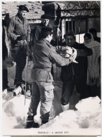 A IDENTIFIER   REAUVILLE  1971 - Da Identificare