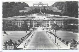 CPSM Vienne Wien Schonbrunn - Château De Schönbrunn