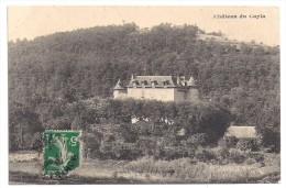 CPA Moyrazes Près De Rodez 12 Aveyron Château De Cayla édit Douziech écrite Timbrée  Très Bon état - Autres Communes