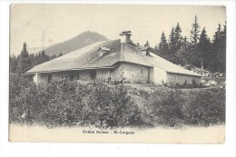 St-Cergues Chalet Suisse - VD Vaud