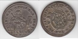 **** ITALIE PARME - ITALIA PARMA - 20 SOLDI 1794 - XX SOLDI 1794 FERDINANDO DI BORBONE **** EN ACHAT IMMEDIAT !!! - Regional Coins