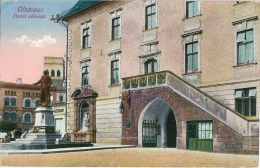 OLOMOUC Censure Militaire 1916 - Czech Republic