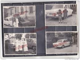 Au Plus Rapide Ensemble 4 Photos Beau Format Ford Cortina - Automobile