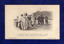 Algerien / Algérie     L'Attentat Contre M. Le Gouverneur Au Figuig 31 Mai 1903 Devant Zenaga Le Gouverneur General ... - Unclassified