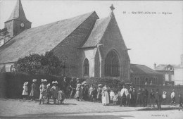 Saint-jouin église - Other Municipalities