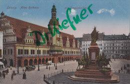 AK: Leipzig, Altes Rathaus, Um 1915 - Leipzig