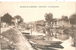 ARCAIS  Les Marais Le Port - Bords De La Sevre Et  Barques TTB  Neuve - Autres Communes