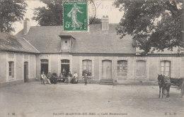 Saint-martin-du-bec Café Restaurant - France