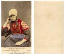 A. Jager, Pays-Bas Une Femme En Costume Traditionnel De Marken - Photos