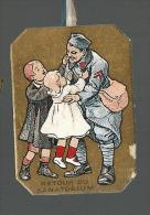 WW1 - INSIGNE  - JOURNEE DES TUBERCULEUX
