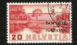 4332  Swiss 1938   Mi.#67  (o)  Scott #2O57    Cat. 2.€ -Offers Welcome!- - Servizio