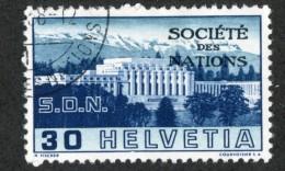 4333  Swiss 1938   Mi.#68  (o)  Scott #2O58    Cat. 4.€ -Offers Welcome!- - Servizio