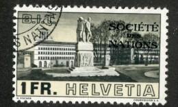 4335  Swiss 1938   Mi.#60  (o)  Scott #2O60    Cat. 12.€ -Offers Welcome!- - Servizio