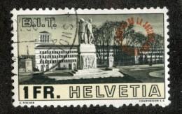 4337  Swiss 1938   Mi.#64  (o)  Scott #2O64    Cat. 14.€ -Offers Welcome!- - Servizio