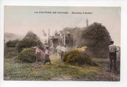 LA CULTURE EN BRESSE - Machine à Battre - Le Battage Du Blé (15) - Agriculture