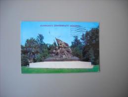 ETATS UNIS AL ALABAMA ' S CONFEDERATE MEMORIAL - Etats-Unis