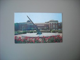 ETATS UNIS NC NORTH CAROLINA MOREHEAD PLANETARIUM UNIVERSITY  CHAPEL HILL - Chapel Hill
