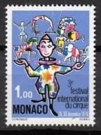 N° 1078 - X X - ( E 1287 ) - - Monaco