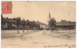 Foissiat  La Place - France