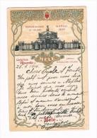 Cpa -- Italie --   NAPOLI -- ESPOSIZIONE  D'IGIENE  -- --1900- LA  MELE--0115 - Napoli