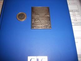 medaille franco russe pour la visite de nicolas II  a versaille le 8 octobre 1896