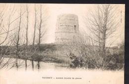 TOURNY . Ancien Moulin De Pierre . - France