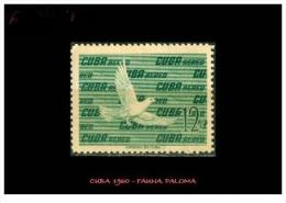CUBA/KUBA 1960  AVES   MNH - Kuba