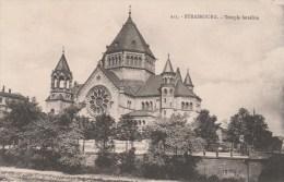 STRASBOURG - Temple Israélite - Judaisme
