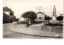 87----SAINT-HILAIRE-LES-PLACES--place De La Mairie--voir 2 Scans - France
