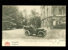 Voiture  Auto  Automobile  : Bruxelles : Automobile Du Roi - Cartes Postales
