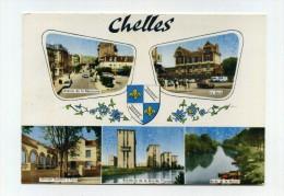 CP , 77 , CHELLES - Chelles