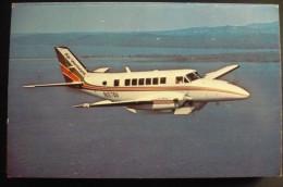 AIR VERMONT  BEECH 99   N97AV - 1946-....: Moderne