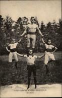 44 - CHATEAUBRIANT - Voltigeurs - Pyramide - Gymnastique - Châteaubriant