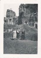 1 Photo Amateur Belgique Ruines De Franchimont  - Aout 1938 - Photographie Ancienne - No CPA - Theux