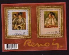 2009-N°F4406**(4406/4407) RENOIR - France