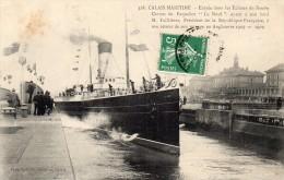 CALAIS MARITIME-LE NORD-BE - Calais