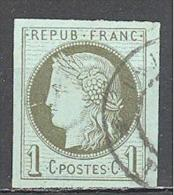 Colonies Générales Yvert N°14°; Petit Clair; Très Belles Marges - Cérès