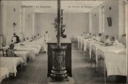 29 - ROSCOFF - Sanatorium - Dortoir - Roscoff