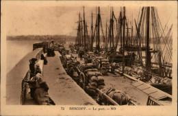 29 - ROSCOFF - Port - Bateau - - Roscoff