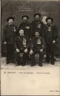 29 - ROSCOFF - Canot De Sauvetage - Marins - Médailles - Roscoff